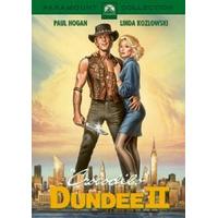 Dvd Crocodilo Dundee 2 Paul Hogan Rarissimo