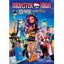 Dvd Monster High - Scaris: A Cidade Sem Luz (semi Novo)