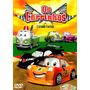Dvd Original - Os Carrinhos - A Grande Corrida - Desenho