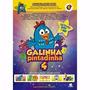 Cd + Dvd Galinha Pintadinha 4 - 02 Discos Original E Lacrado