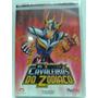 Dvd Os Cavaleiros Do Zodiaco Fase Santuário Vol 5