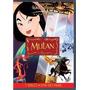 Dvd Mulan Classico Disney - Novo Original E Lacrado