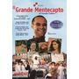 Dvd O Grande Mentecapto Diogo Vilela Cine Nacional Raridade