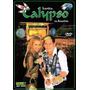 Dvd Banda Calypso: Na Amazônia Original Seminovo
