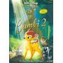 Dvd Bambi 2 (semi Novo)