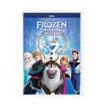 Dvd Frozen Uma Aventura Congelante Disney Original