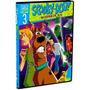 Dvd Scooby-doo! Mistério S/a - Primeira Temporada Vol. 3