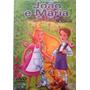 João E Maria Dvd Com Livro