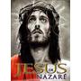 Jesus De Nazaré Completo E + Filme De Moisés Kit