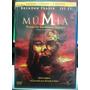 Dvd Duplo A Múmia: Tumba Do Imperador Dragão - Ed. Especial