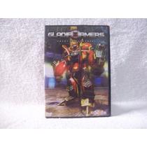 Dvd Original Gladiformers- Robôs Gladiadores