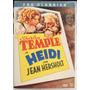 Dvd Heidi - Shirley Temple - 1937 - Impecável - Raro