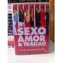 Dvd Original Do Filme Sexo Amor & Traição (lacrado)