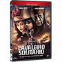 Dvd O Cavaleiro Solitário Com Johnny Depp