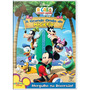 Dvd A Casa Do Mickey Mouse: A Grande Onda Do Mickey Seminovo