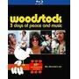 Woodstock - 3 Dias De Paz E Música - Blu Ray Ed. Luxo Tripla