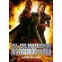 Filme Em Dvd Justiceiros Da Rua A Justiça Tem Seu Preço