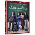 Dvd Clube Dos Cinco - Anos 80 Novo Original Dublado Lacrado
