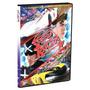 Dvd Speed Racer Com 10 Adesivos - Novo - Original - Lacrado