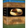 O Senhor Dos Anéis Triologia Box Lacrado Bluray + Dvd