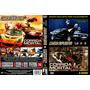 Coleção Carga Explosiva 1,2,3+corrida Mortal 1,2,3 Com 6 Dvd