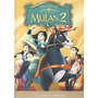 Mulan 2 - Dvd Lacrado Original Disney Com Encarte