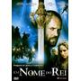 Dvd Original Filme Em Nome Do Rei - Dublado
