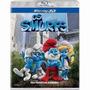 Os Smurfus Bluray 3d Lacrado Original