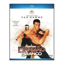 Blu-ray: O Grande Dragão Branco Van Damme - Lacrado Fábrica