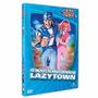 Dvd Lacrado Lazy Town O Novo Super Heroi De Lazytown
