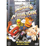Os Muppets Conquistam Nova York - Dvd Original E Lacrado