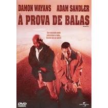Dvd À Prova De Balas Adam Sandler Damon Wayans Rarissimo