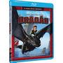 Blu-ray - Como Treinar O Seu Dragão - Original Lacrado
