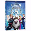 Frozen Uma Aventura Congelante Dvd Disney Lacradoaudio