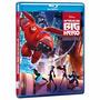 Filme Em Blu-ray: Operação Big Hero (disney Filmes) 2d