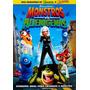 Monstros Vs Alienígenas Animação Dvd Original Novo Lacrado