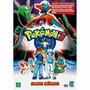 Dvd Pokémon 7 - Alma Gêmea - Lacrado E Original