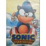 Dvd Sonic O Fantastico Desenho 3 Episodios