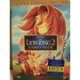 Dvd - O Rei Leão 2 - Duplo Região 1