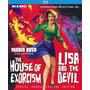 Blu Ray Lisa & The Devil / House Of Exorcism =import= Novo