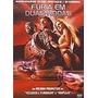 Dvd Original Filme Fúria Em Duas Rodas - Dublado