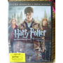 Dvd Duplo Harry Potter Reliquias Da Morte Parte 2 + Brindes