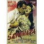 Dvd Sayonara Novo Orig Romance Japão Marlon Brando Gueixa