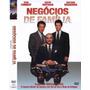 Dvd Zerado Negócios De Família Dustin Hoffman Frete Gratis
