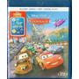 Carros 2 : Combo Blu-ray Duplo + Dvd + Diggital Coppy Novo
