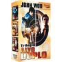Dvd Box 3-filmes: Alvo Duplo-jonh Woo-legendado Em Português