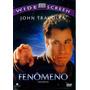 Dvd Fenômeno- John Travolta- Frete Grátis - Original Lacrado