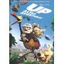 Dvd Up Altas Aventuras Disney Pixar Original Novo