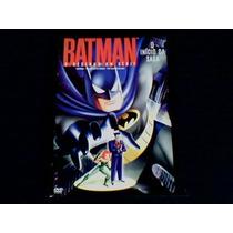Dvd Batman - O Inicio Da Saga (1ªedição Em Dvd)