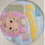 5 Dvds Bubble Guppies, Caillou E Callie